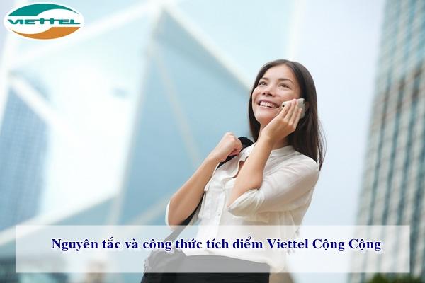 Nguyên tắc tích điểm Viettel dựa trên hoạt động của khách hàng